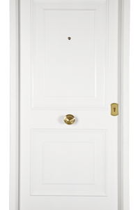 Puerta doble casetón